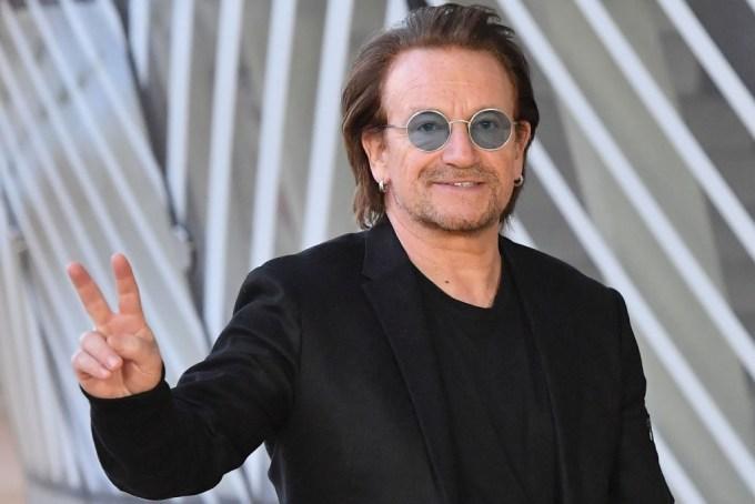 Bono Net Worth 2020