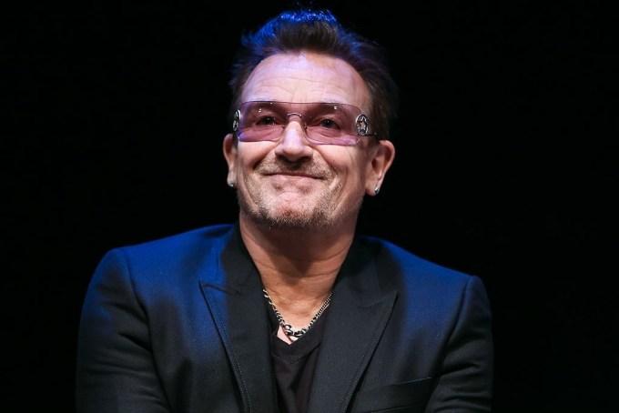 Bono Net Worth