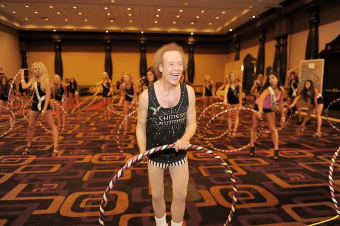 Richard Simmons Net Worth 2020