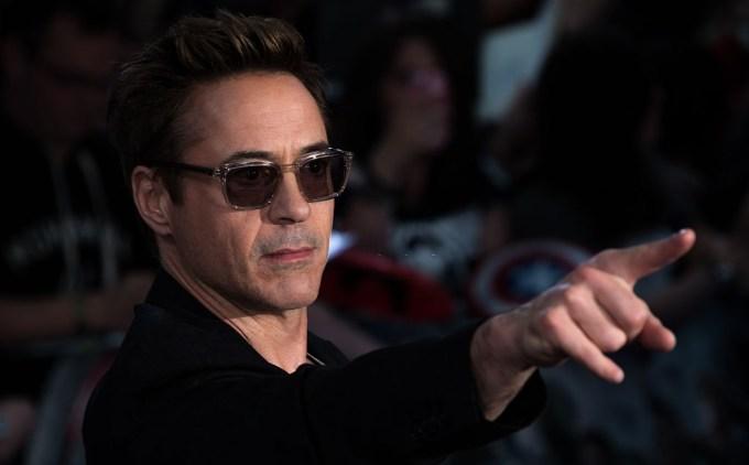 Robert Downey, Jr Net Worth