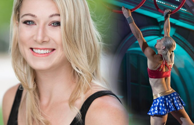 Jessie Graff Net Worth