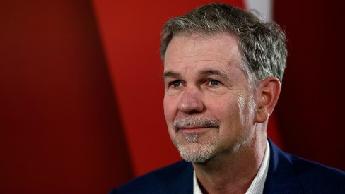 Reed Hastings Net Worth 2020