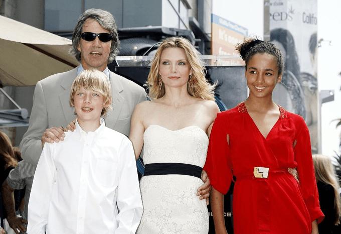 Michelle Pfeiffer Net Worth
