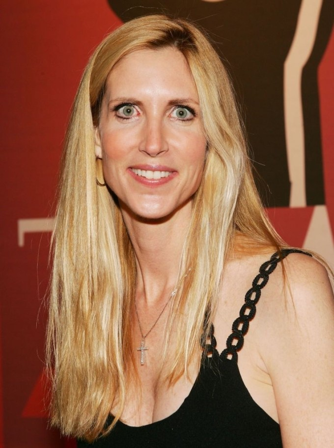 Ann Coulter Net Worth 2020