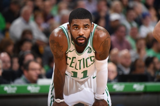 Kyrie Irving Net Worth 2020