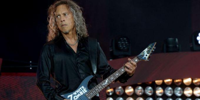 Kirk Hammett Net Worth 2020, Biography, Education and Career