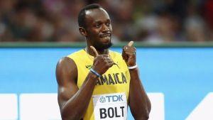 Usain Bolt Family
