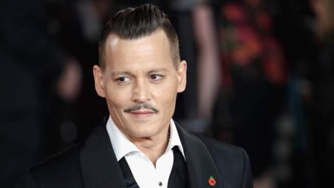 Johnny Depp Family