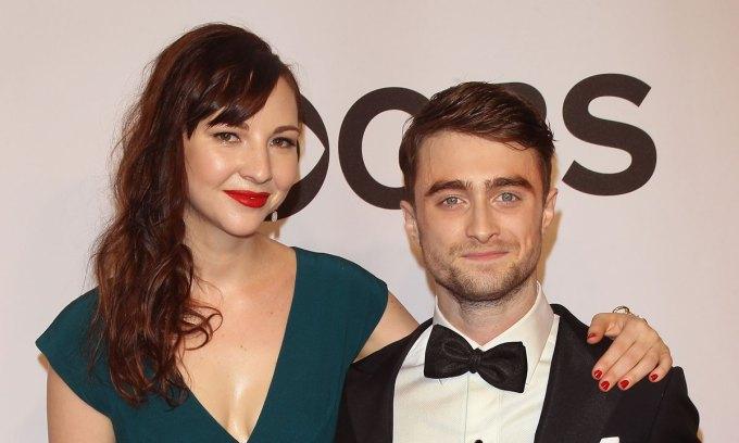 Daniel Radcliffe Family