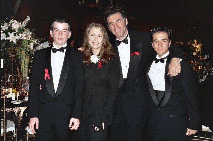 Michael Richards Family
