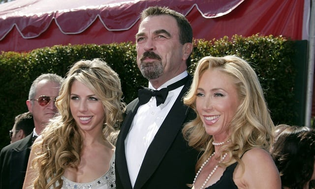 Tom Selleck Family