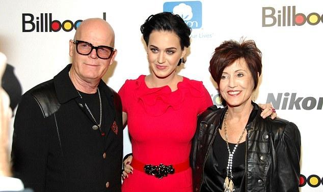 Katy Perry Family