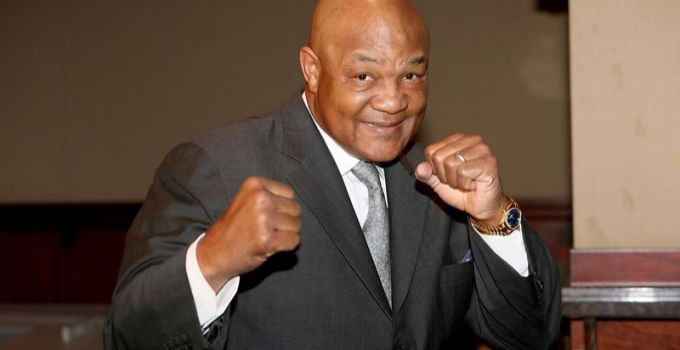 George Foreman Family
