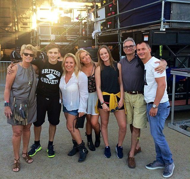 Martin Garrix Family
