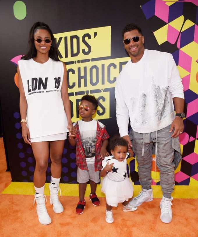 Ciara Family