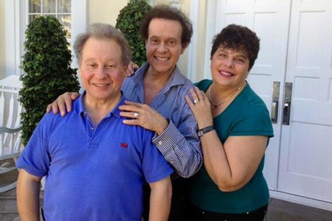 Richard Simmons Family