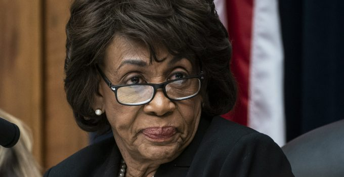 Maxine Waters Net Worth