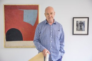 Sean Scully Net Worth 2020, Bio, Awards and Instagram
