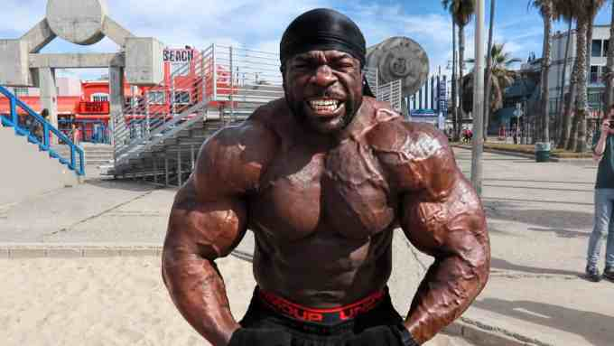 Kali Muscle Net Worth 2020, Bio, Education, Career, and Achievement