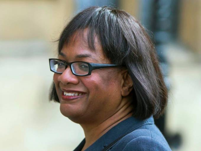 Diane Abbott Net Worth