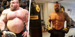 Eddie Hall Net Worth 2021, Early Life, Career, Awards and Family