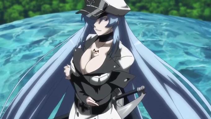 Hot Anime Girls