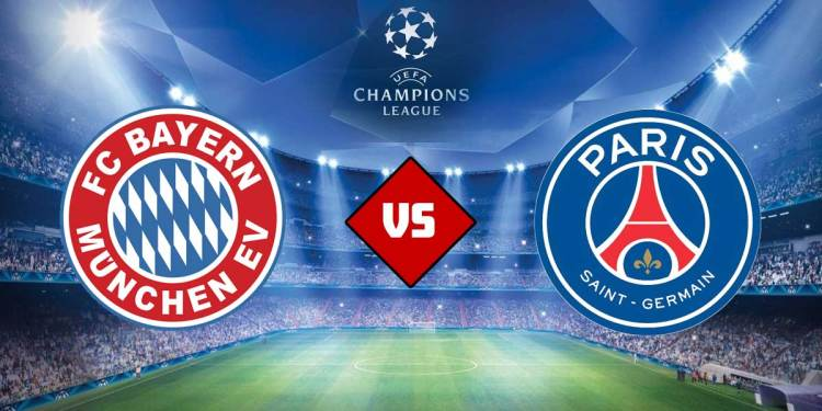 UEFA CL: Bayern Munich Vs. PSG Second Leg Betting Odds Preview