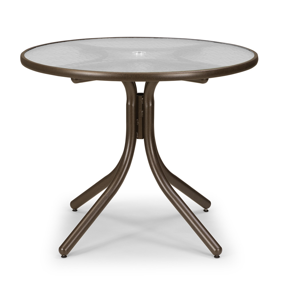 telescope casual 36 round dining table