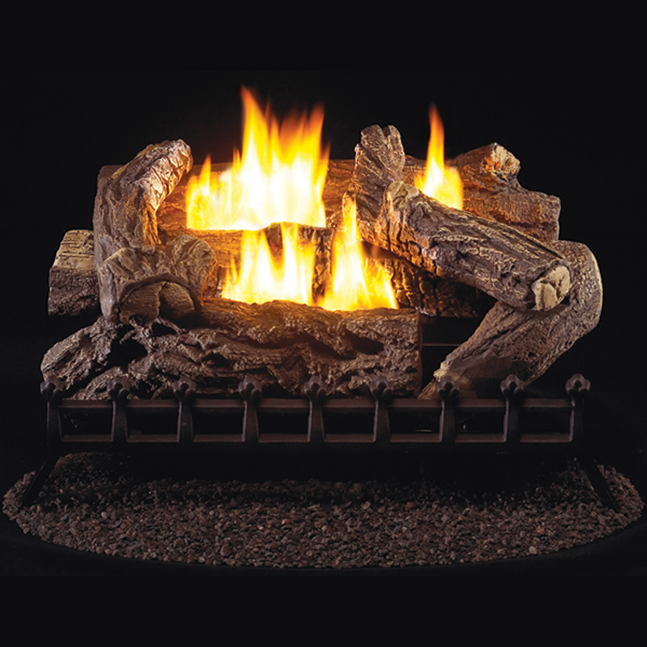 30 Ventless Natural Gas Log Set