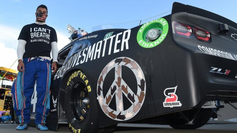 NASCAR: Az FBI is nyomozást indított Wallace ügyében