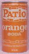 Orange Patio