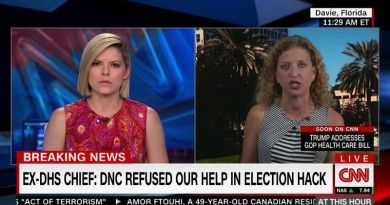Wasserman Schultz: Jeh Johnson 'wrong in every respect' in testimony on DNC hack