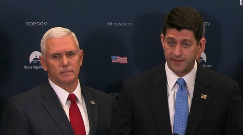 Confirmed! Mike Pence Revealed GOP'S Plan That Will Finally Repeal Obamacare!