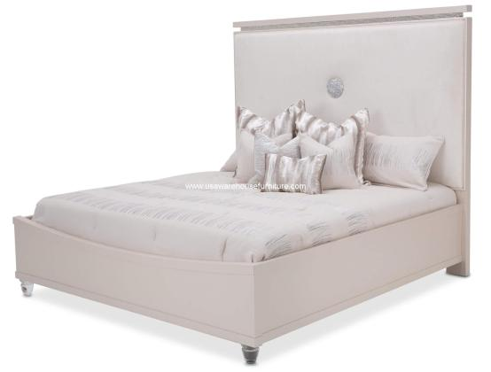 Michael Amini Glimmering Heights Bed