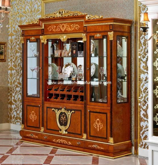 Empire European Bar Cabinet