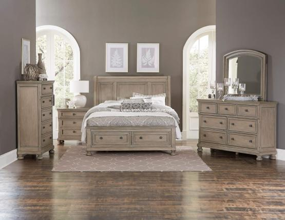 Bethel Storage Bedroom Set