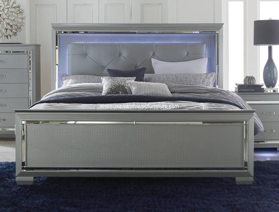 Allura LED Bed