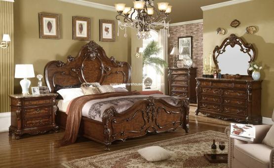 Nottingham Traditional Bedroom Set