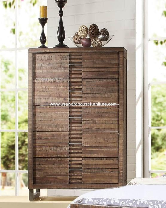 Andria Five Drawer Chest
