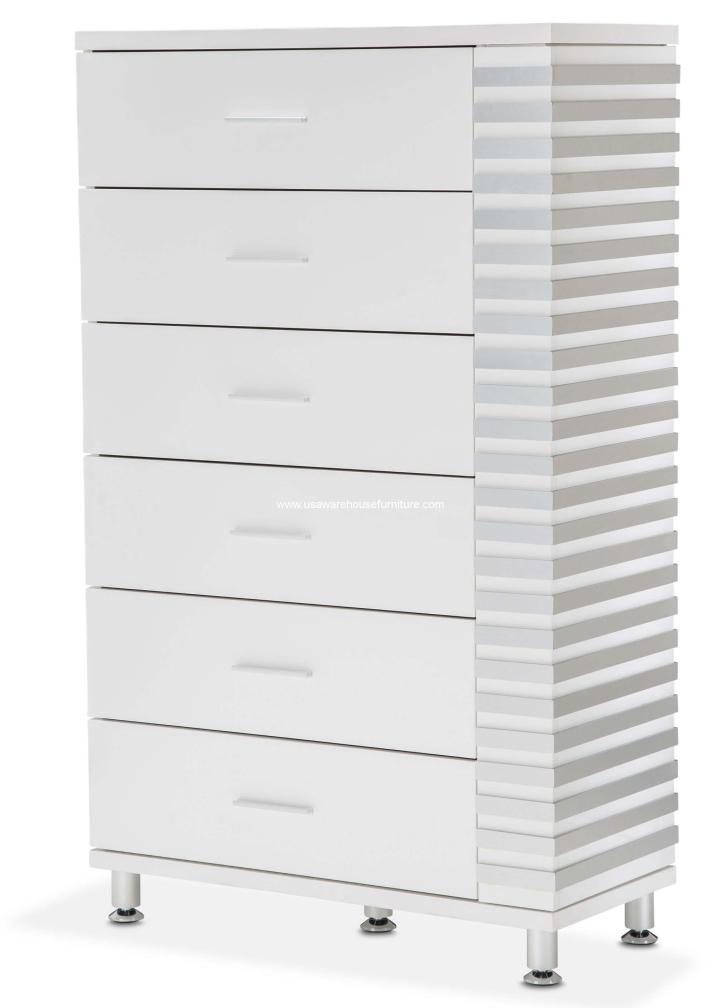 Michael Amini Horizons 6 Drawer Chest
