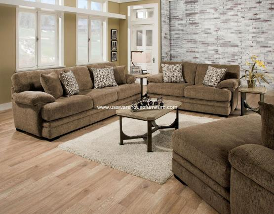 2 Piece Abrianna Sofa Set