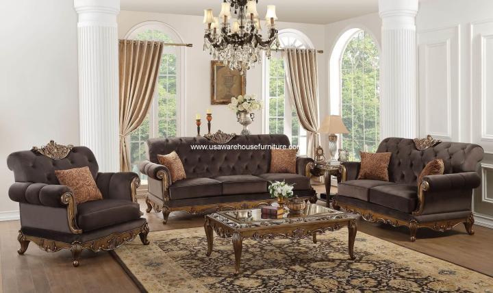 Orianne Sofa Set