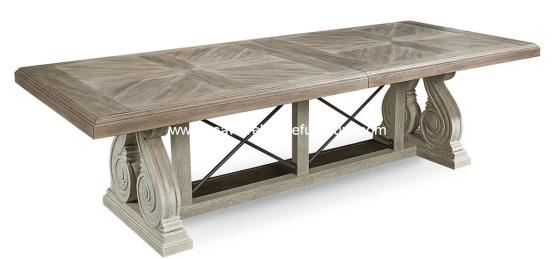 Arch Salvage Dining Table