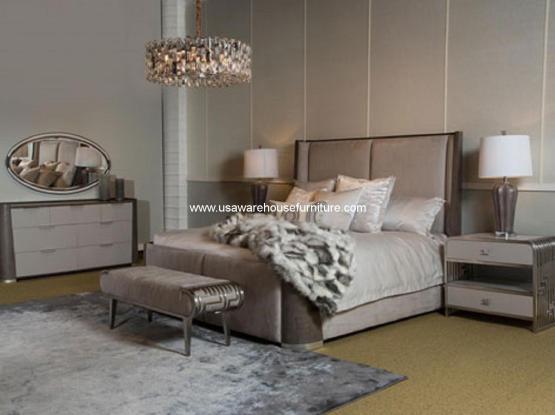 4 Piece Roxbury Park Bedroom Set