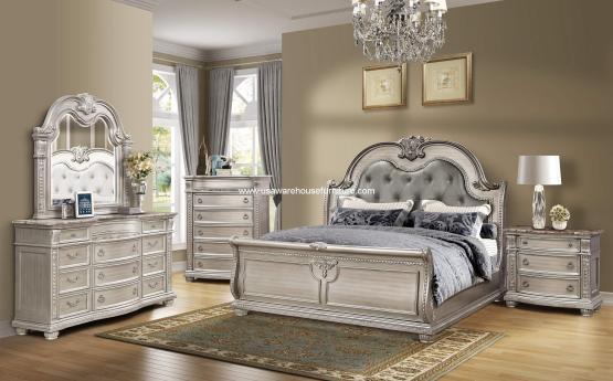 4 Piece B9506 Catalina Bedroom Set