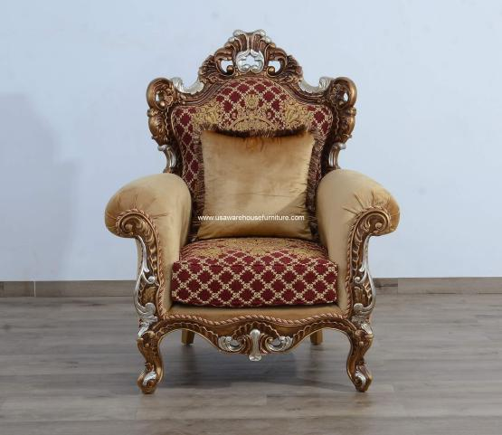 Emperador III Accent Chair