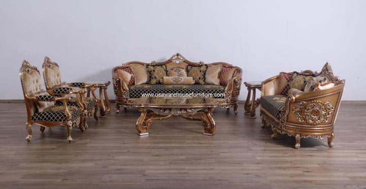 Saint Germain II Sofa Set