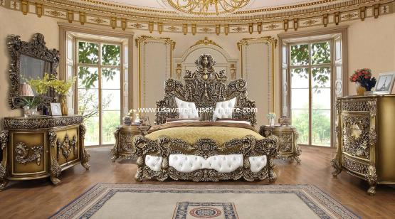 5 Piece HD-1802 Bedroom Set