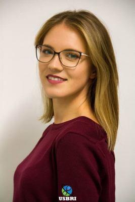Lara Duvnjak, voditeljica projekta Kuglice dobrih želja, suvoditeljica projekta Putujući znanstvenici