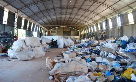 Projeto de Extensão RP Comunica visita Cooperativas de Reciclagem
